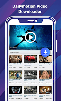 Top Video Downloader - Download Video All in One APK screenshot 1
