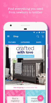 buybuy BABY: Baby Essentials + Registry APK screenshot 1
