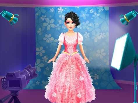 Fashion Girl Beauty Salon Spa Makeover APK screenshot 1