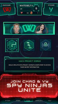 Spy Ninja Network - Chad & Vy APK screenshot 1