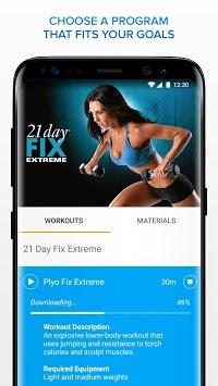 Beachbody On Demand - The Best Fitness Workouts APK screenshot 1