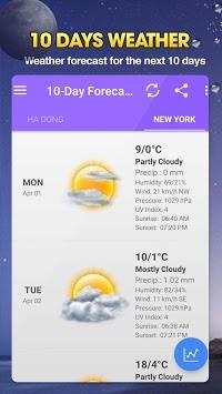 Weather App- Beauty Life - Best Weather App APK screenshot 1