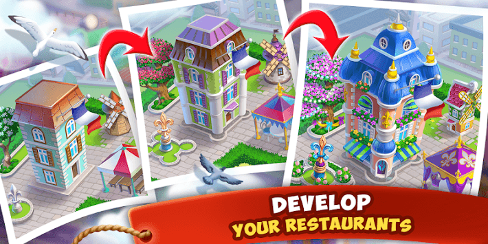 Cooking up! – Your culinary success! APK screenshot 1