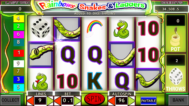 Lucky Times In The No Download Rainbow Riches Slots