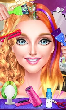 Pop Star Hair Stylist Salon APK screenshot 1