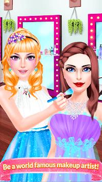 Makeup Stylist Girl Beauty Spa APK screenshot 1