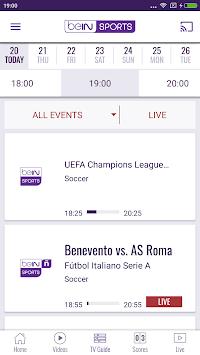 beIN SPORTS APK screenshot 1
