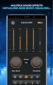 Effect Music Player Apk
