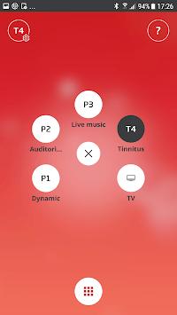 Bernafon EasyControl-A APK screenshot 1