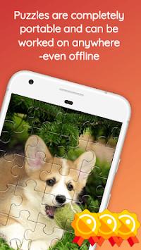 Real Jigsaw Puzzle APK screenshot 1