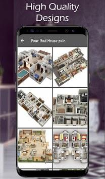 3D House Plan Ideas APK screenshot 1