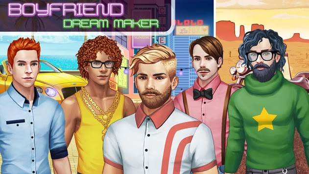 Dream Boyfriend Maker APK screenshot 1