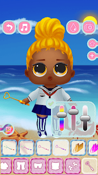 LOL Dress up APK screenshot 1