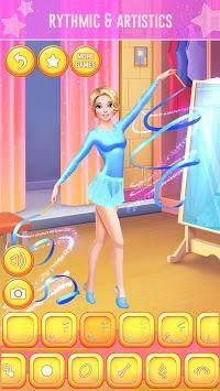 Gymnastics Dress Up - Girls Games APK screenshot 1