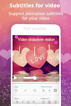 Video Slideshow Maker Pro & Animated Transitions APK screenshot 1