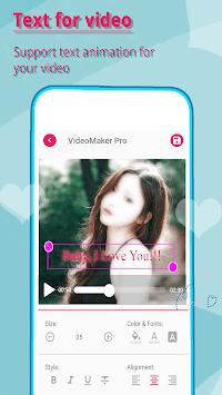 Music Video Maker - Photo Video Editor APK screenshot 1