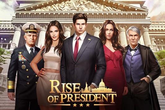Rise of President APK screenshot 1