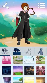 Avatar Maker: Anime Boys APK screenshot 1