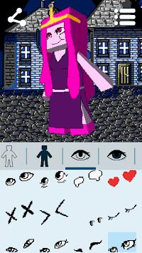 Avatar Maker: Cube Games APK screenshot 1