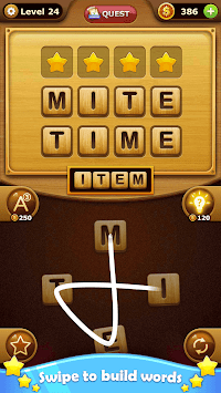 Word Connect : Word Search Games APK screenshot 1