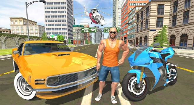 Go To Town 5 APK screenshot 1
