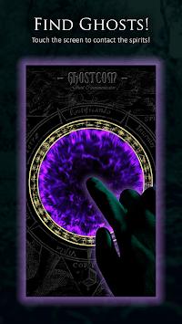 Ghostcom Ghost Communicator APK screenshot 1