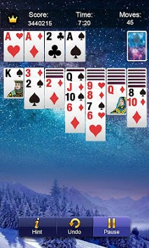 Solitaire Daily - Card Games APK screenshot 1