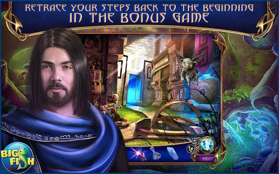 Amaranthine Voyage: The Obsidian Book APK screenshot 1
