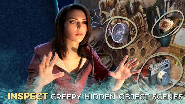 Hidden - Bonfire Stories: Faceless Gravedigger APK screenshot 1