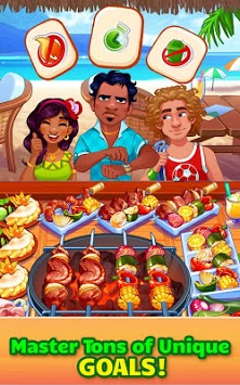 Cooking Craze: Crazy, Fast Restaurant Kitchen Game APK screenshot 1