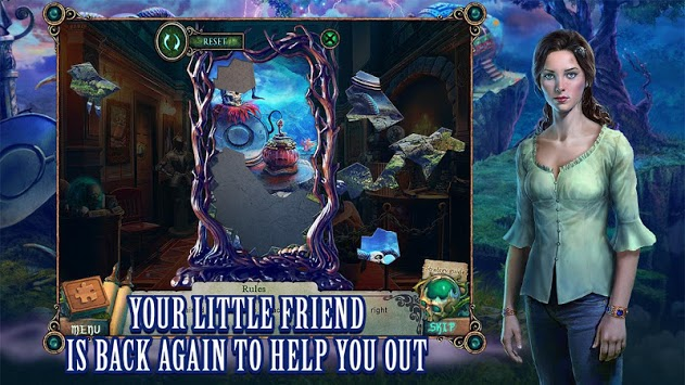 Hidden Objects - Witches' Legacy: The Dark Throne APK screenshot 1