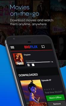 BIGFLIX APK screenshot 1