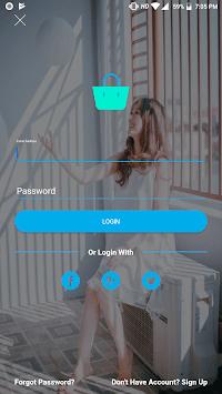 BigShop E-commerce app Template APK screenshot 1