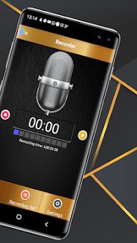 Voice Recorder Pro - Audio recorder APK screenshot 1