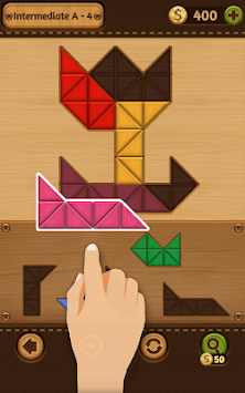 Block Puzzle Games: Wood Collection APK screenshot 1