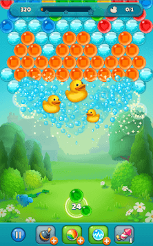Happy Bubble: Shoot n Pop APK screenshot 1
