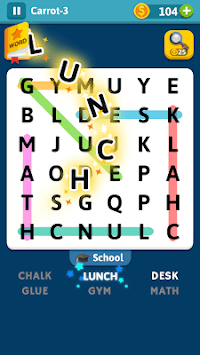 Word Search: Hidden Words APK screenshot 1