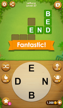 Word Farm Cross APK screenshot 1