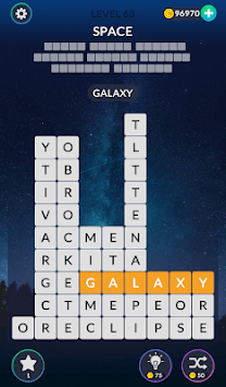Word Tiles: Relax n Refresh APK screenshot 1