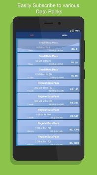 Recharge Scanner APK screenshot 1