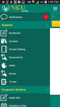 NJCUmobile APK screenshot 1