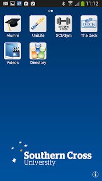 Mobile@SCU APK screenshot 1