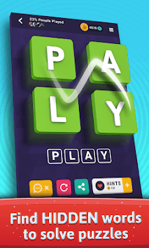 Word Alchemy - Brain Puzzle Search Game APK screenshot 1