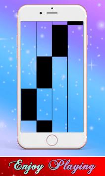Ya Lili Balti Hamouda Piano Black Tiles APK screenshot 1