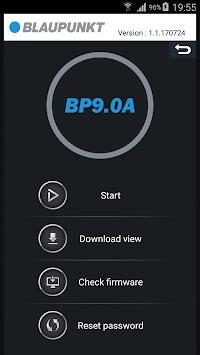 Blaupunkt DVR BP9.0A APK screenshot 1