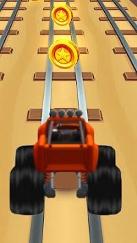 Blaze Race Car Game APK screenshot 1
