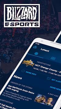 Blizzard Esports APK screenshot 1