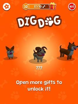 Dig Dog! APK screenshot 1
