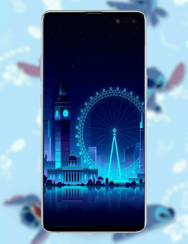 Blue Wallpapers APK screenshot 1