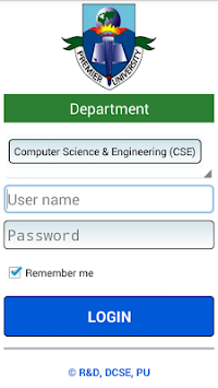 Premier University Info. Sys APK screenshot 1